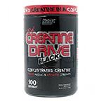 Nutrex Creatine Drive Black, 300г