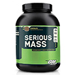 Optimum Nutrition Serious Mass, 2,7 кг (шоколад)
