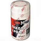 IRONMAN Пиколинат хрома, 60 капсул